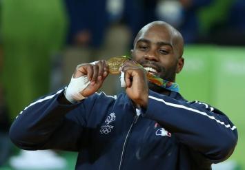 TeddyRiner_Olympic_Medal