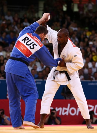 TeddyRiner_Olympics